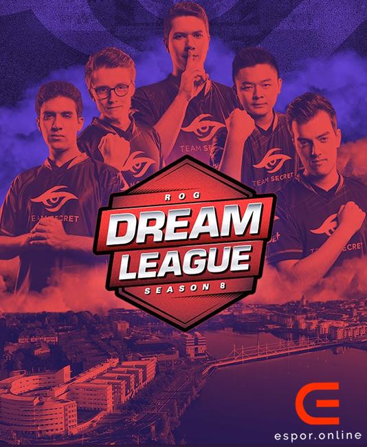 DreamLeague Season 8
